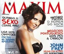 Olívia Ortiz Maxim Portugal Outubro 2013