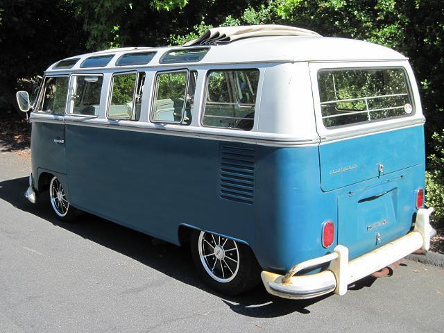 21 Window VW Bus