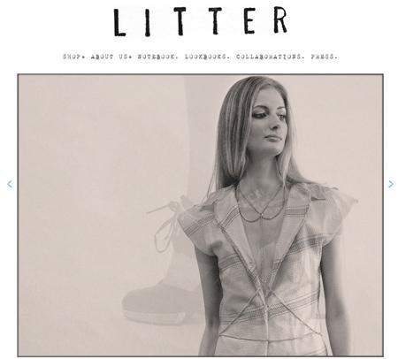 Cast Images, Model, Litter, San Francisco