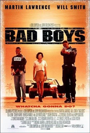 Ver Bad Boys (Dos policías rebeldes) (1995) Online