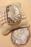 Pearls & Cameos