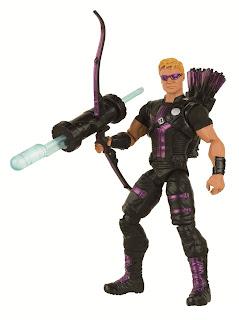 "Hasbro Avengers Assemble 3.75"" Hawkeye figure"