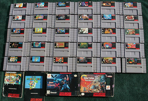are there any 4 player nes games
