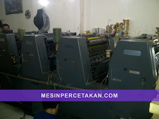 SALE Heidelberg GTO 52 4 Color