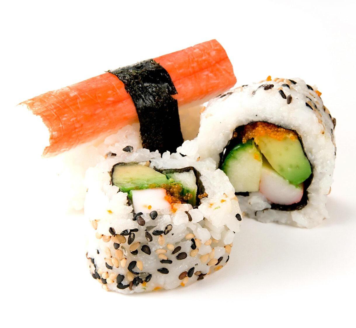 fiskehandler sushi