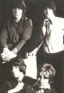 The Jeff Beck Group (Jeff Beck, Ron Wood, Aynsley Dunbar, Rod Stewart)