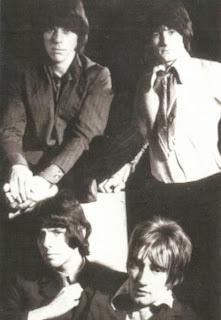 The Jeff Beck Group (Jeff Beck, Ron Wood, Aynsley Dunbar, Rod Stewart)