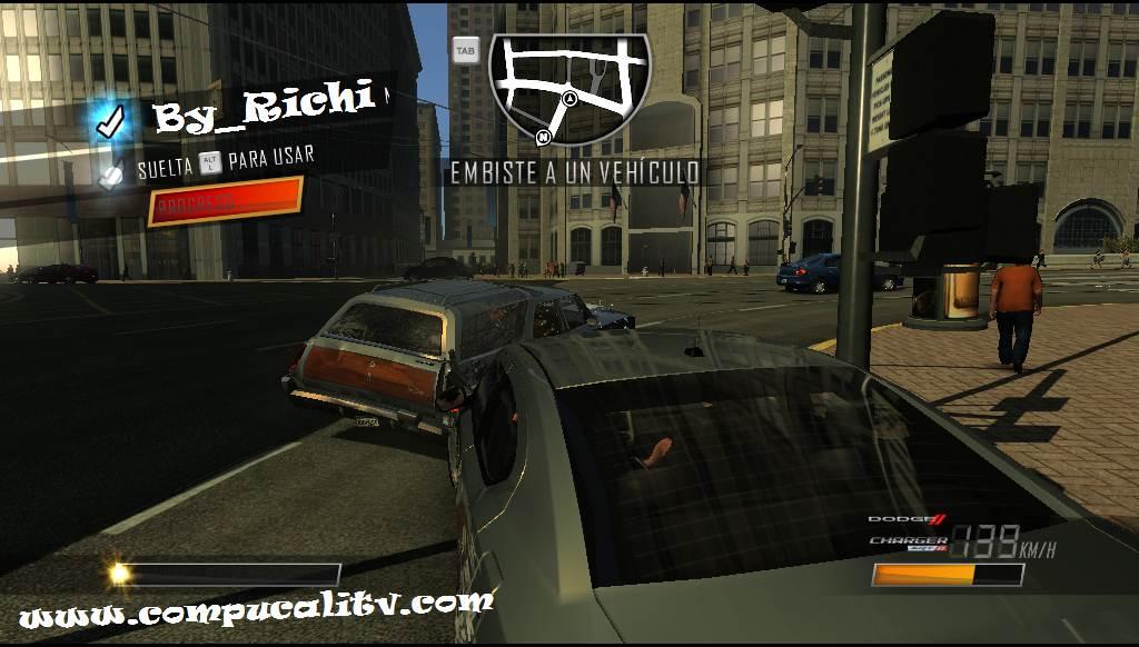 Capturas originales By Richi Driver San Francisco PC