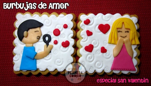galletas decoradas novios