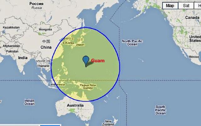 Resultado de imagen para Isla de Guam