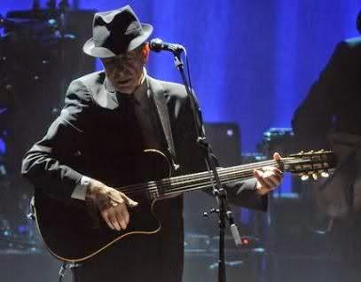 Leonard Cohen at the Beacon Theatre
