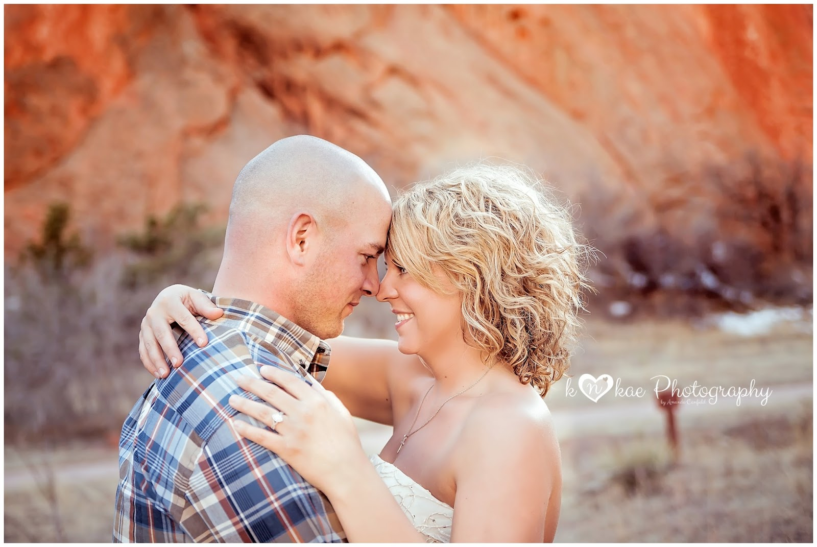 k 'n kae photography colorado springs fort carson engagement session family photographer garden of the gods couples session wedding sunset session