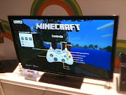 Minecraft: Xbox 360 edition.
