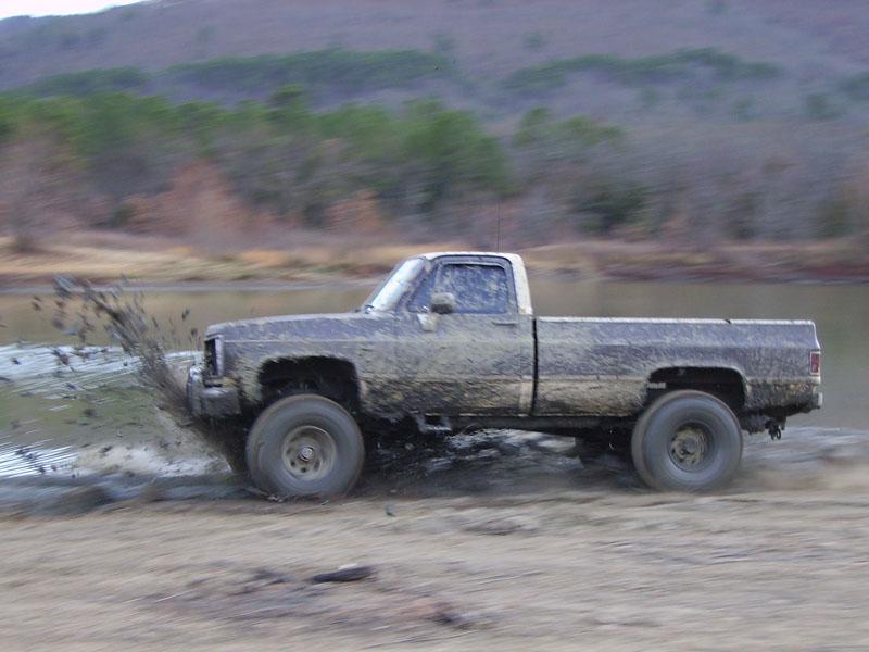 Chevy 4x4 Trucks