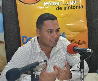 Coordinador de eventos del comando Carabobo