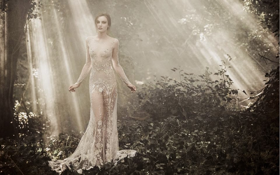 Paolo Sebastian's 2015 Evening Dress Fall Collection