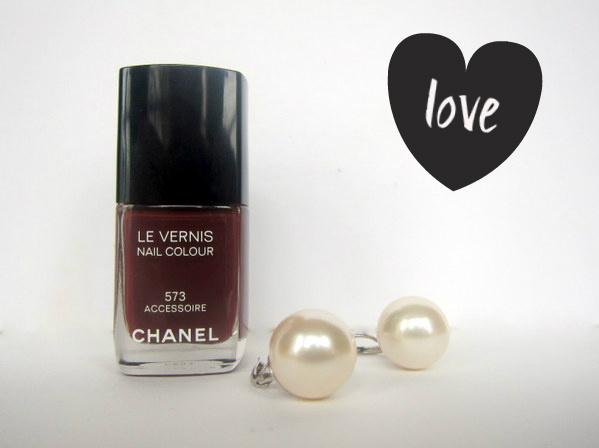 Chanel Le Vernis Accessoire SS13