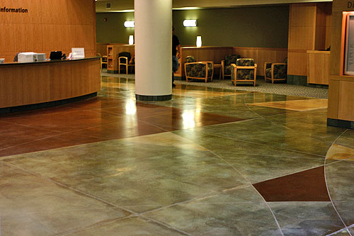 My Search For A Home Why I Love Polished Concrete