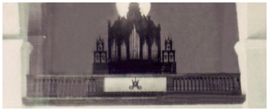 Antiguo órgano de Francisco Pérez de Valladolid (1764)