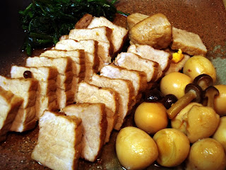 豚肉の八角煮