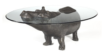 Awesome Hippo Table