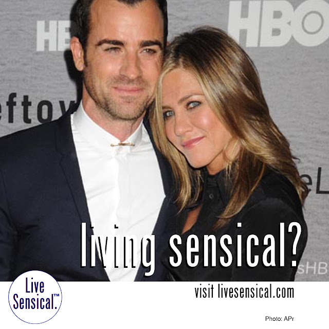 Jennifer Aniston marries Justin Theroux (how to livesensical.com? in secret wedding After much speculation about their long awaited wedding date, Hollywood stars Jennifer Aniston and Justin Theroux managed to pull off the ultimate secret wedding at their Bel Air home on Wednesday (August 5). According to reports, the 'Friends' star married Justin Theroux in an intimate gathering with about 70 guests including co-star Lisa Kudrow, Sia, Emily Blunt, Chelsea Handler and Ellen DeGeneres among others.
