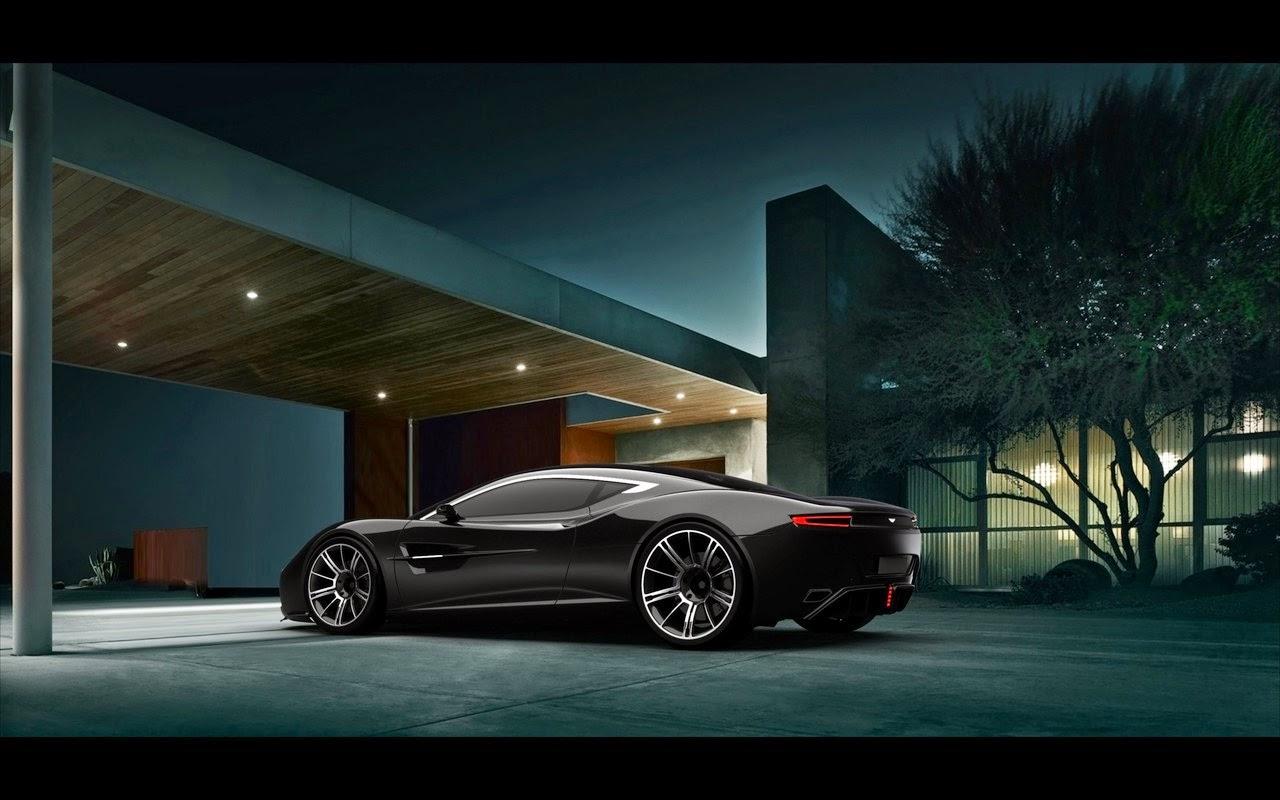 Foto Mobil Sport Mewah Aston Martin