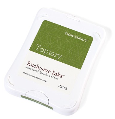 Topiary Exclusive Inks™ Stamp Pad