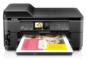 Epson WorkForce WF-7510 Drivers Download