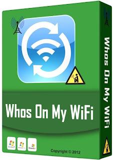 Download Whos On My WiFi Pro 2.1.9 Including Keygen