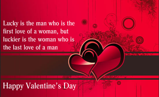 Valentine day greetings, sms, mesages