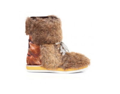 Chewbacca Boots from Irregular Choice