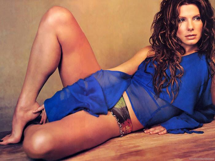 Sandra Bullock HD Wallpaper -07