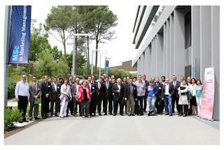 CEMU centre mèdic utset a la jornada Photonics Marketplace &Asamblea 2013