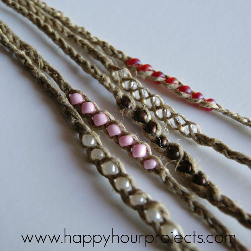 плетение браслетов - My style - Инеса Марчишинец.