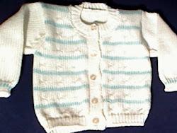 casaco de bebé