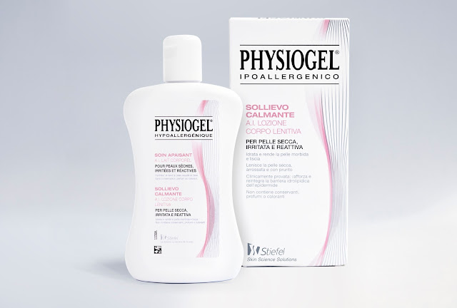 Physiogel pelle secca