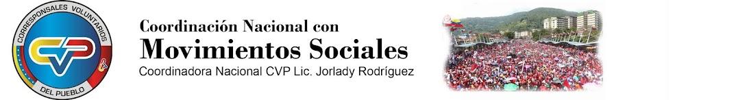 CVP Movimiento Sociales