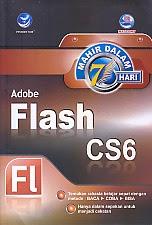 toko buku rahma: buku MAHIR DALAM 7 HARI ADOBE FLASH SC6, pengarang madcoms, penerbit andi