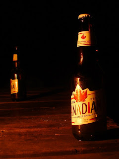 Picture of Molson Canadian beer