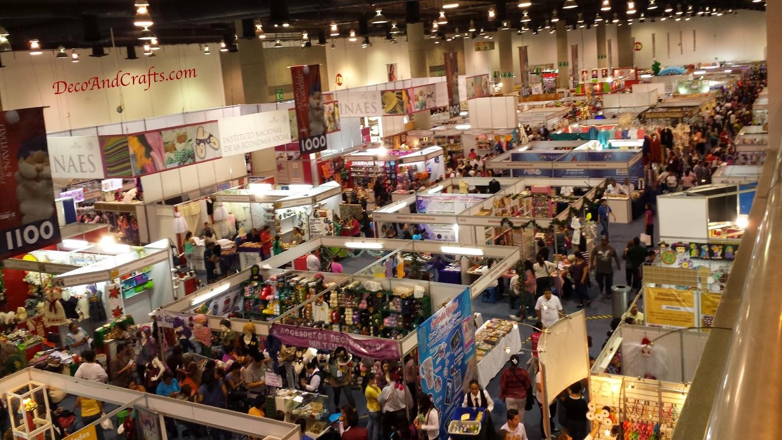 expo manualidades navidad octubre 2013   wtc m xico