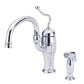 Danze Kitchen Faucet Repair
