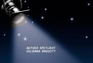Author Spotlight/Interview wuth Julianna Baggott