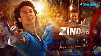 Zindagi Aa Raha Hoon Main FULL VIDEO Song – Atif Aslam, Tiger Shroff