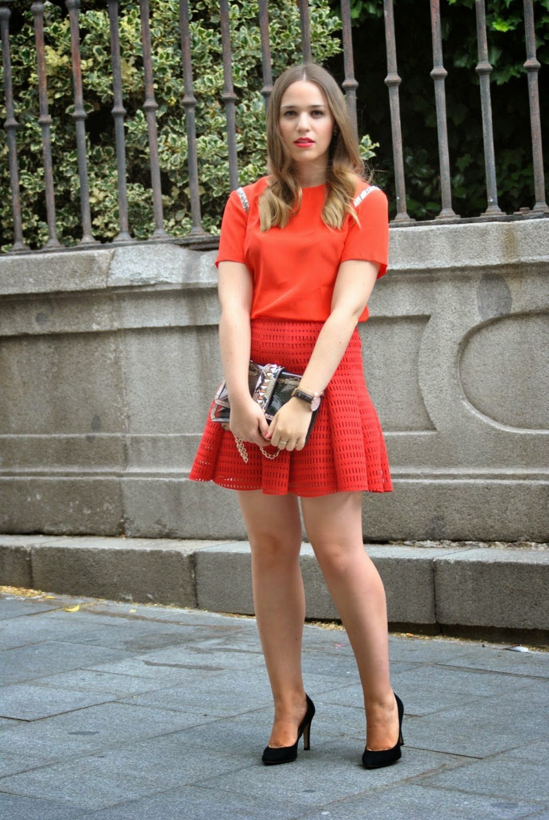 Glamour Street Fashion Show: Finalista!