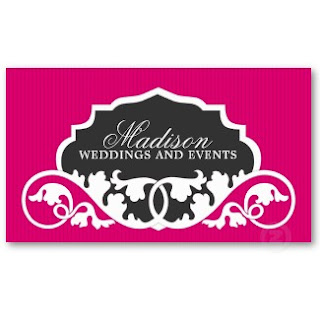 Business card showcase by socialite designs wedding and events there are nine different color combinations available in this particular design and here are just a few of them these business cards are perfect for the junglespirit Image collections
