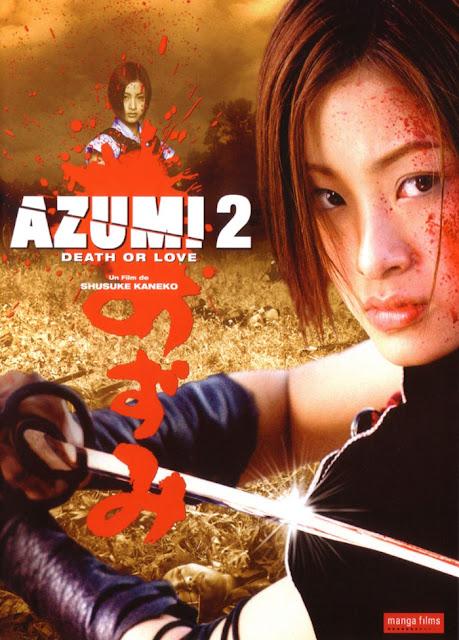 Azumi 2: Death or Love (2005) อาซูมิ ซามูไรสวยพิฆาต ภาค2