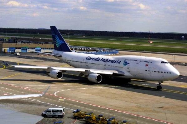 Garuda Indonesia Boeing 747-400. ZonaAero