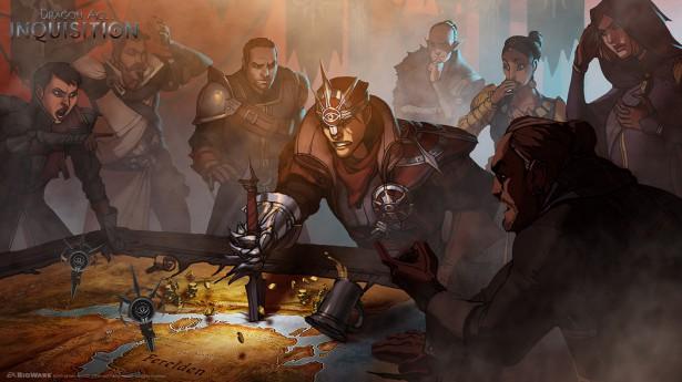 """BioWare: Dragon Age: Inquisition No Es Un Juego Con Un Mundo Abierto, Es Un Mundo """"Multi-Región"""""""