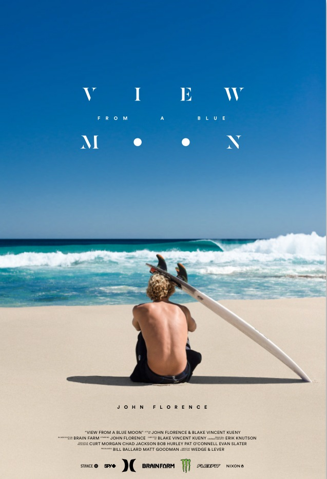 View From A Blue Moon John John Florence